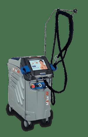 echipament pentru epilare laser definitiva Motus Ax by Deka