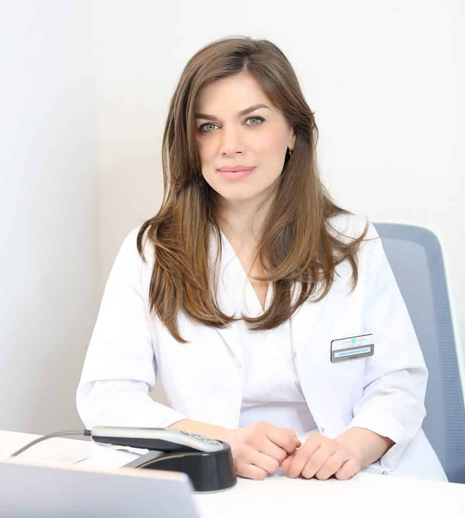 Dr Adina Margaritescu medic dermatolog specialist