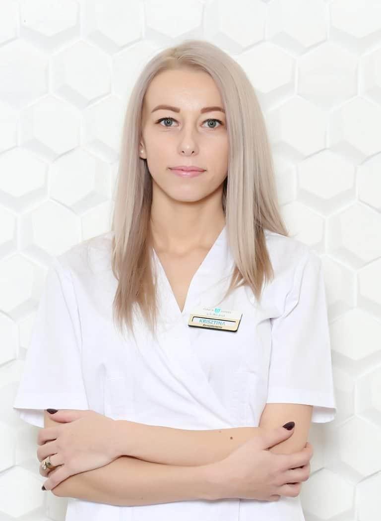 Krisztina - receptie Clinica Statera, relatii cu pacientii